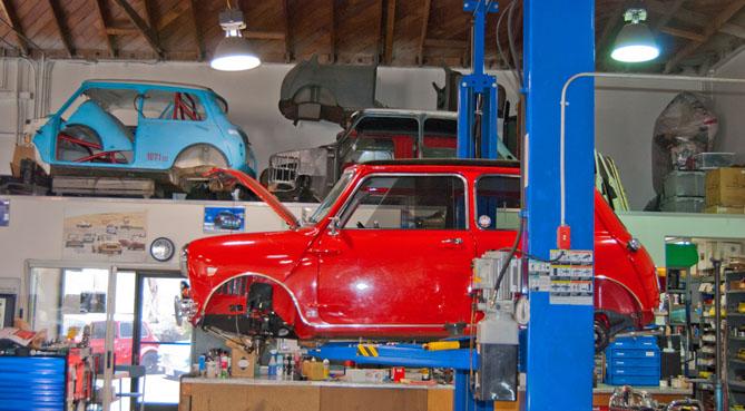Car Workshop For Sale